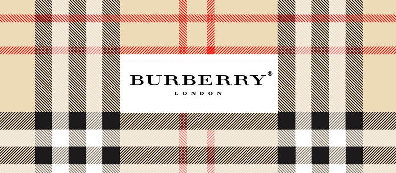 Burberry's new face and new Logo's – Ricardo Tisci and Peter Saville Modernisation of the BurberryPrint