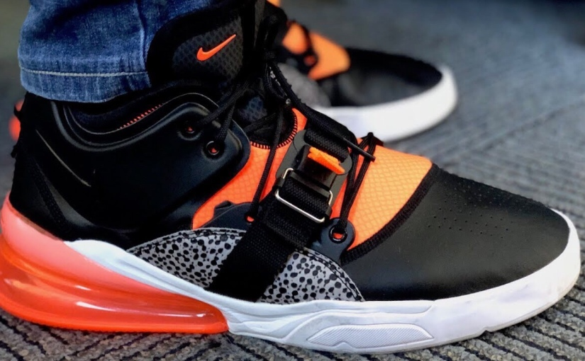 REVIEW – Nike 270 Utility Review- Air Max Tech wear fusion for themasses
