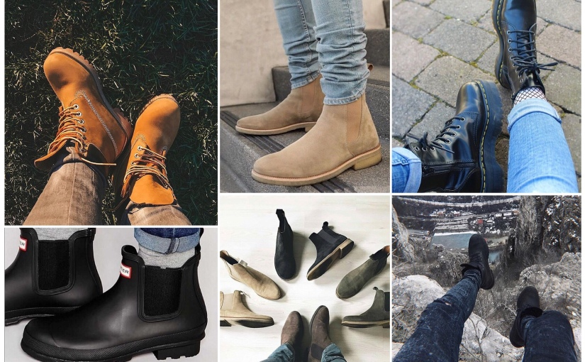 Time for boots – Winters Coming, 'tis the season to be wearing boots