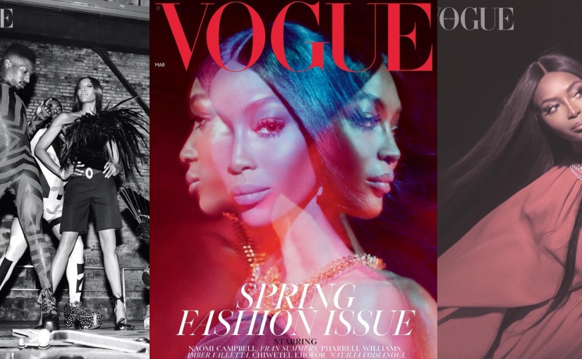 Naomi Campbell forever Bigger and Better – What's next with the model and how can she help new up-and-comers in hershadow