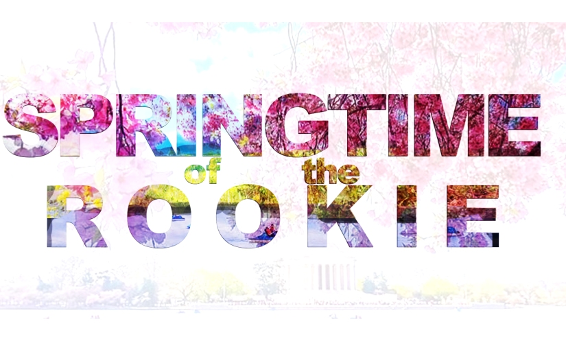 April — Springtime of The Rookie. My top Artist of the past year who have great fashionbusinesses