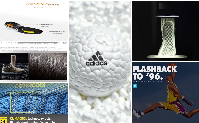 Adidas Technology – An intro into footwear innovation and key to superiority