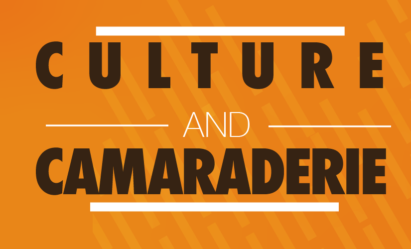 Culture and Camaraderie – I have started apodcast