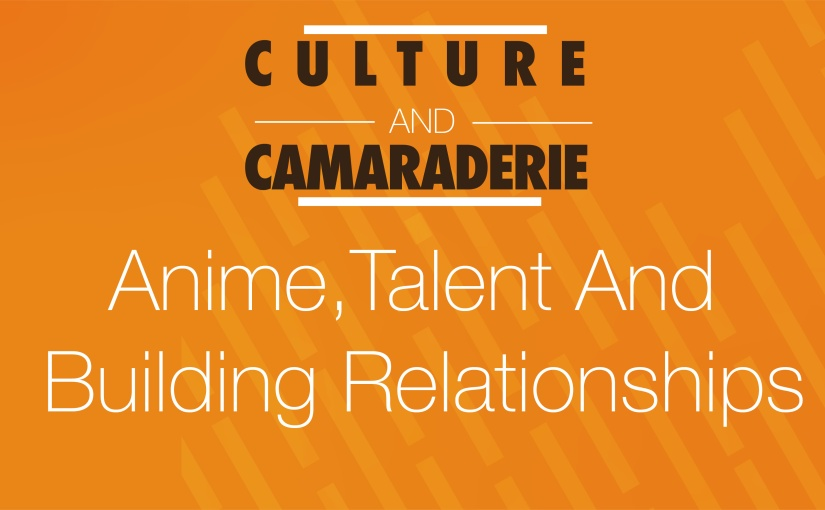 Culture and Camaraderie Podcast: Ep6 —  Relationships with Community and Family (@camaraderiepod)