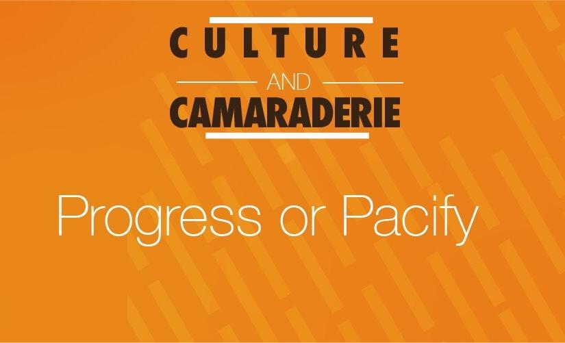 #PrimeNYT Culture And Camaraderie Podcast Ep 9: Do Better or Be Better (@camaraderiepod)