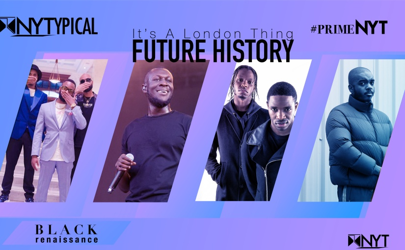 Black Renaissance: Future History — It's a London thing THE GREAT (british) DIASPORA #PrimeNYT