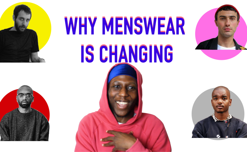 Masculine Revolution — Discussion on the Menswear Renaissance
