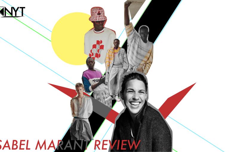 A thought on Isabel Marant – PANTIN CN DReview